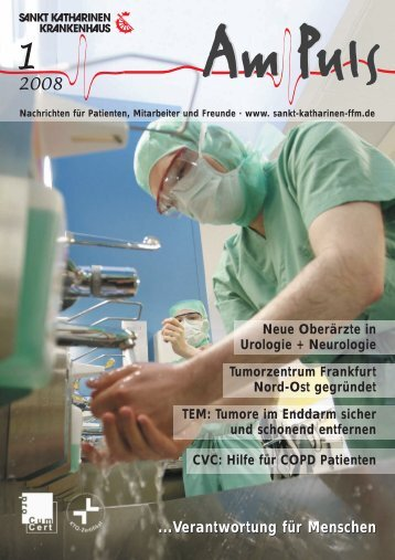 1/2008 - Sankt Katharinen-Krankenhaus