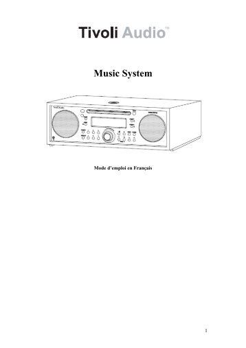 Music System - Parna SA