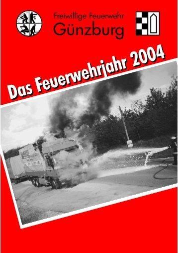 Einsätze - Freiwillige Feuerwehr Günzburg