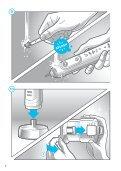 Braun D701.5xx.5, D701.5xx.6 - Genius 9000 Quick Start Guide Manual (UK, PL, CZ, SK, HU, SRB, TR, RO, MD, RU, UA, KZ, ARAB) - Page 7
