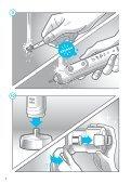 Braun D701.5xx.5, D701.5xx.6 - Genius 8000 - 9000 Quick Start Guide Manual (UK, PL, CZ, SK, HU, SRB, TR, RO, MD, BG, RU, UA, IL) - Page 7