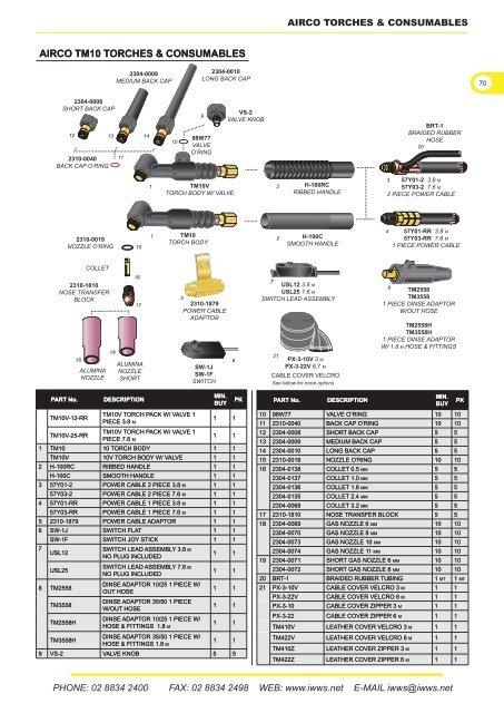 """13 pcs Large Gas Len Collet Body 45V116S Collet 13N22L WP-9//20//25 1.6mm 1//16/"""""""