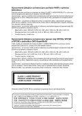Sony VPCCB4P1E - VPCCB4P1E Documenti garanzia Slovacco - Page 7
