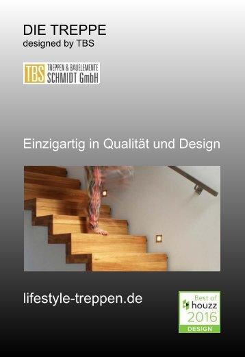 DIE TREPPE - der lifestyle-treppen Katalog