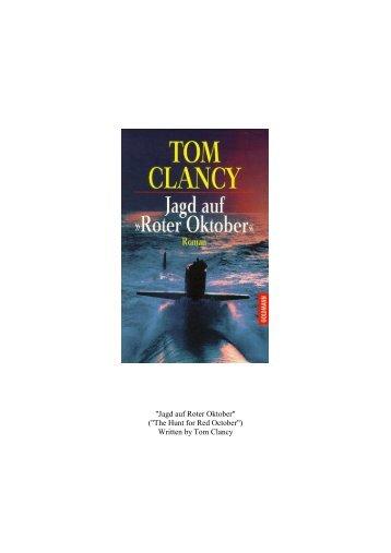 Clancy, Tom - Jack Ryan 02 - Jagd auf roter