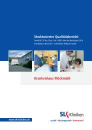Krankenhaus Möckmühl - KTQ