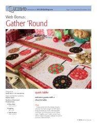 Gather 'Round