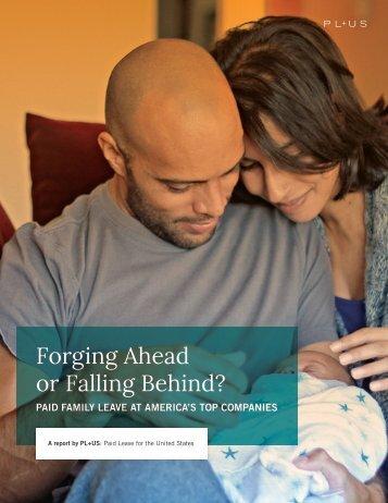Forging Ahead or Falling Behind?
