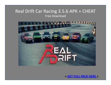 Real Drift Car Racing v3.5.6 APK CHEAT FREE DOWNLOAD