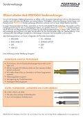PEERTOOLS AG. Sonderwerkzeuge - Seite 2