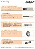 PEERTOOLS AG. Sonderwerkzeuge - Seite 3
