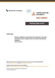 Working Paper Series