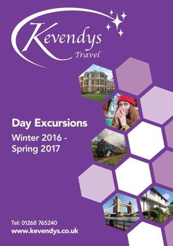 Kevendys Day Excursion Winter 2016 - Spring 2017