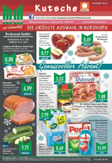 Marktkauf Kutsche KW48