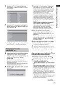 Sony KDL-52X3500 - KDL-52X3500 Istruzioni per l'uso Polacco - Page 7