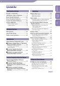 Sony NWZ-A846 - NWZ-A846 Istruzioni per l'uso Turco - Page 3