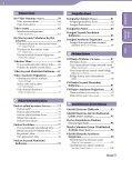Sony NWZ-A846 - NWZ-A846 Istruzioni per l'uso Turco - Page 4
