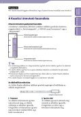 Sony NWZ-A846 - NWZ-A846 Istruzioni per l'uso Ungherese - Page 2