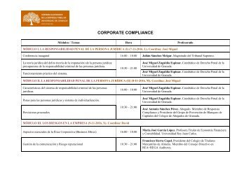 Corporate compliance officer cija - Corporate compliance officer ...