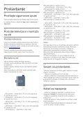 Philips 4000 series Téléviseur LED plat - Mode d'emploi - HRV - Page 4
