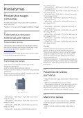 Philips 4000 series Téléviseur LED plat - Mode d'emploi - LIT - Page 4