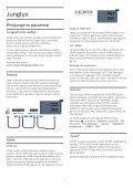 Philips 4000 series Téléviseur LED plat - Mode d'emploi - LIT - Page 6