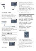 Philips 4000 series Téléviseur LED plat - Mode d'emploi - LIT - Page 7