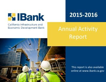 2015-2016 Annual Activity Report