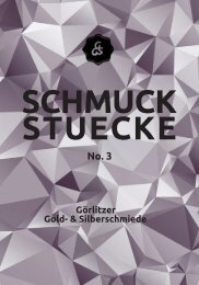 SCHMUCKSTUECKE No.3