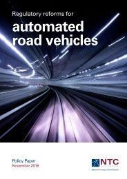 automated road vehicles