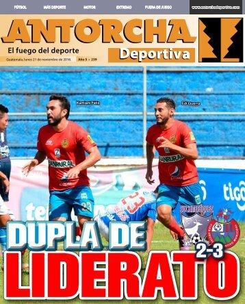 Antorcha Deportiva 239