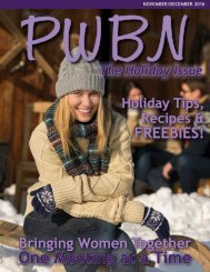 2016 PWBN Holiday Issue - November/December