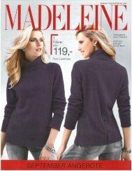 Каталог Madeleine осень 2016. Заказ одежды на www.catalogi.ru или по тел. +74955404949