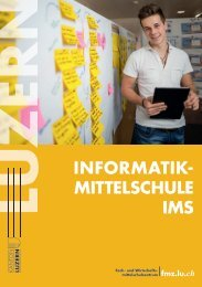Informatikmittelschule Luzern