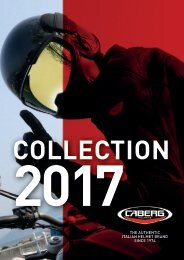 Caberg catalog 2017