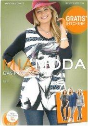 Каталог Mia Moda осень-зима 2016. Заказ одежды на www.catalogi.ru или по тел. +74955404949