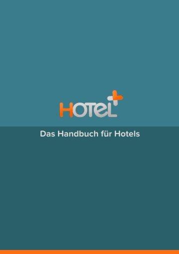 Handbuch für Hotels Hotel+