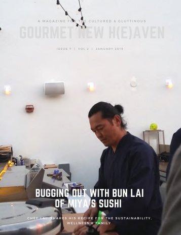 Gourmet H(e)aven Vol 1