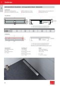 ACO  Haustechnik Preisliste 2017 - Baddesign - Seite 5