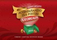GEORGALOS CATALOGO NAVIDAD 2016