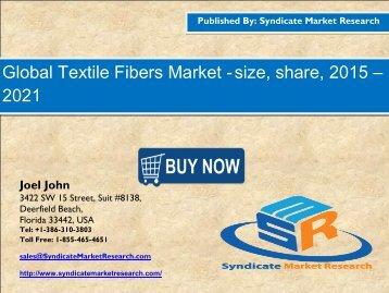Textile Fibers Market