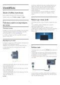 Philips 6900 series Téléviseur LED ultra-plat Smart TV Full HD - Mode d'emploi - LAV - Page 7