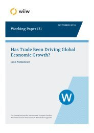 Has Trade Been Driving Global Economic Growth?