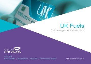 uk fuels