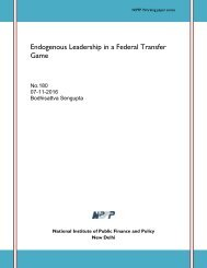 Endogenous Leadership in a Federal Transfer Game