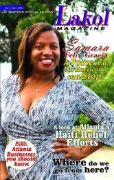 Lakol Magazine Online Nov-Dec Edition