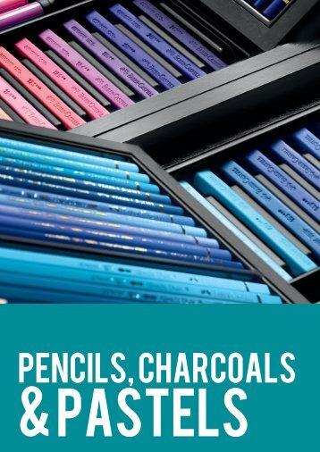 01 Pencils Charcoals and Pastels (2017-2018) FINAL