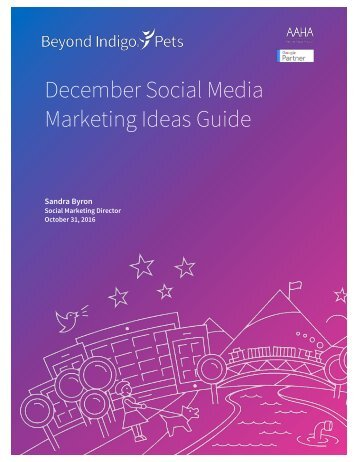 December Social Media Marketing Ideas Guide