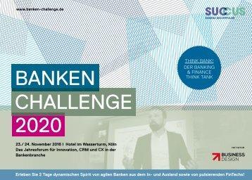 CHALLENGE 2020