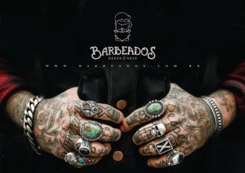 Catalogo barbeados Barba & Beer